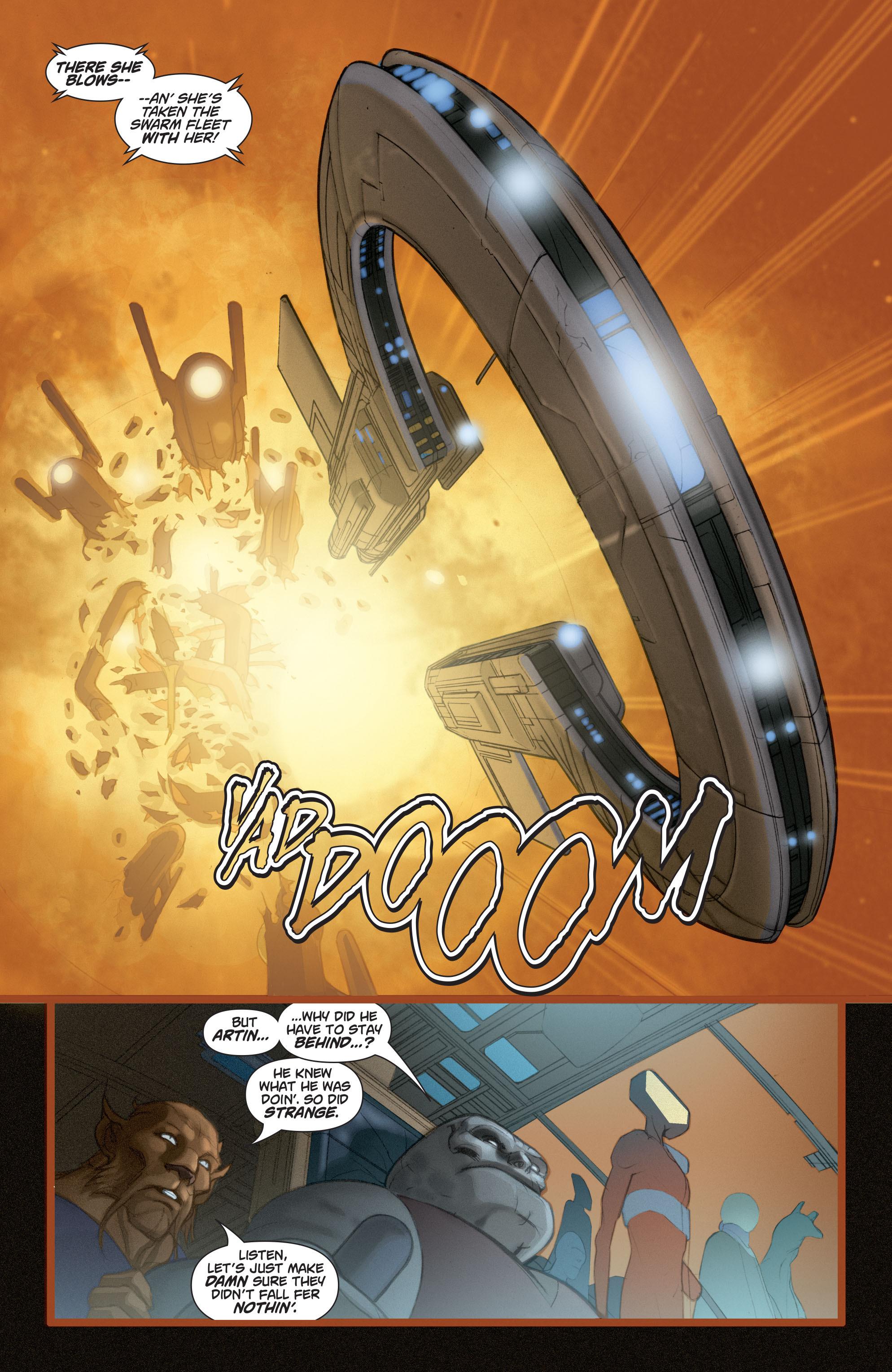 Read online Adam Strange (2004) comic -  Issue #5 - 15