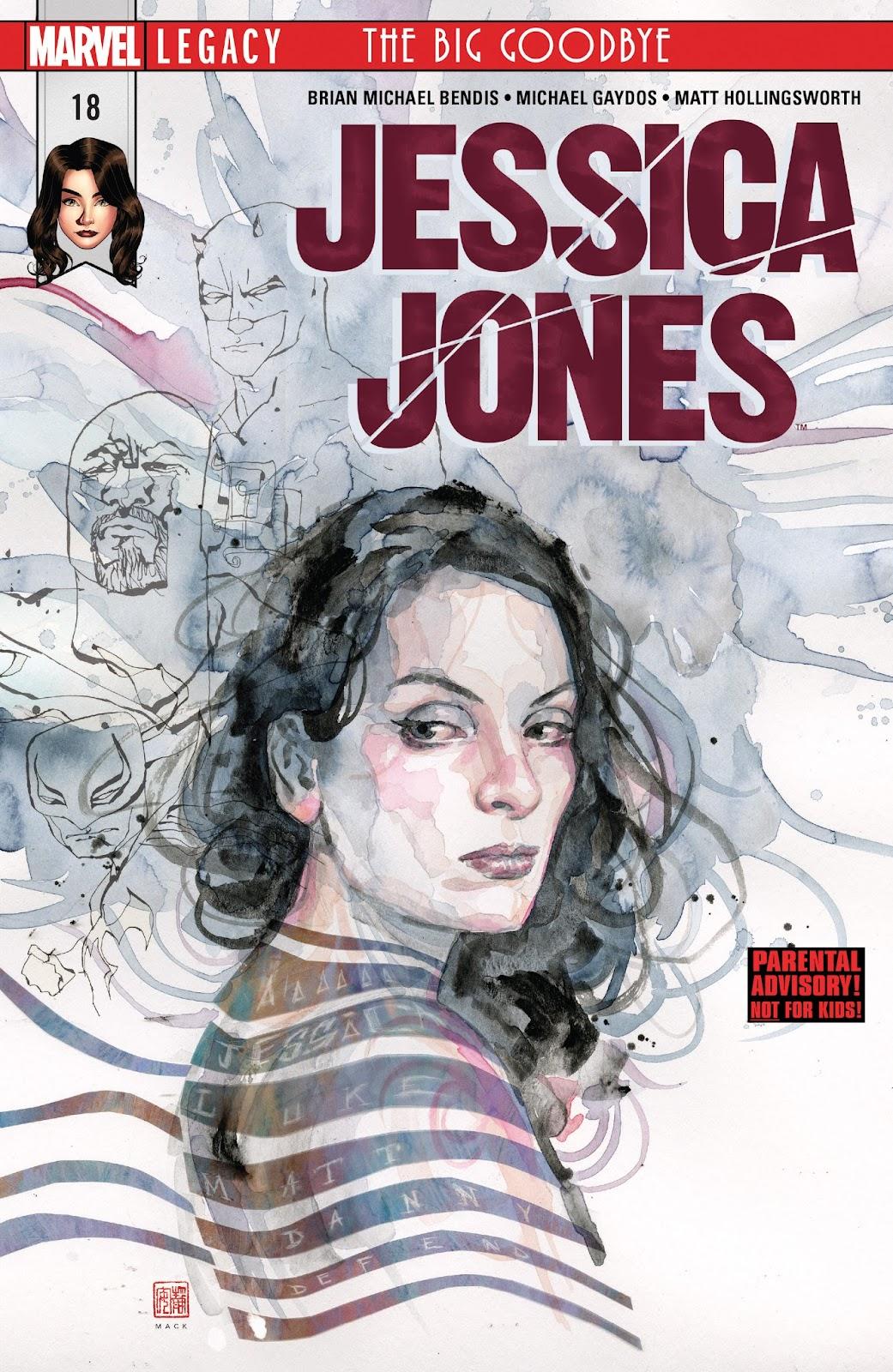 Jessica Jones (2016) 18 Page 1