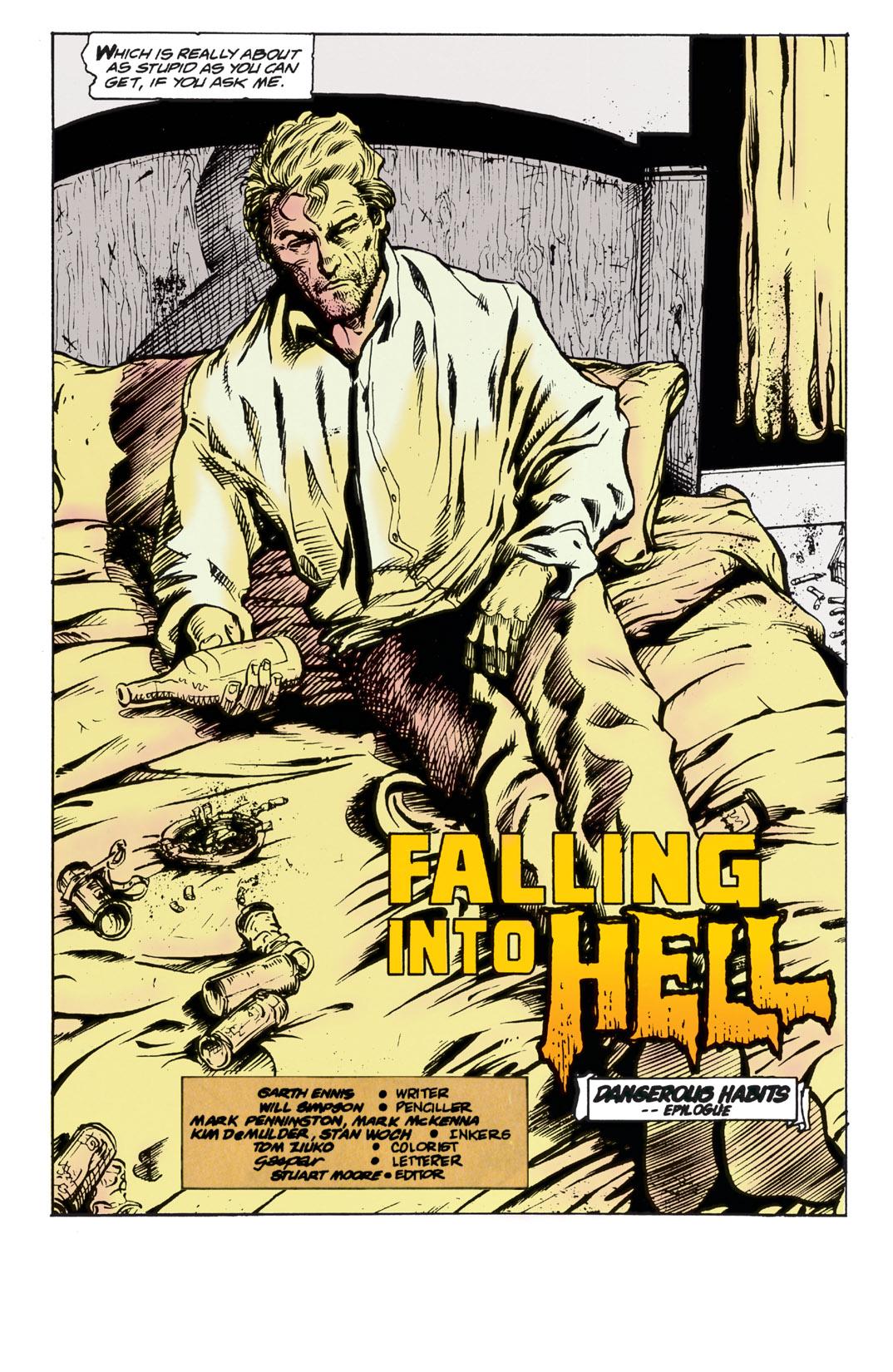 Hellblazer 46 Page 3