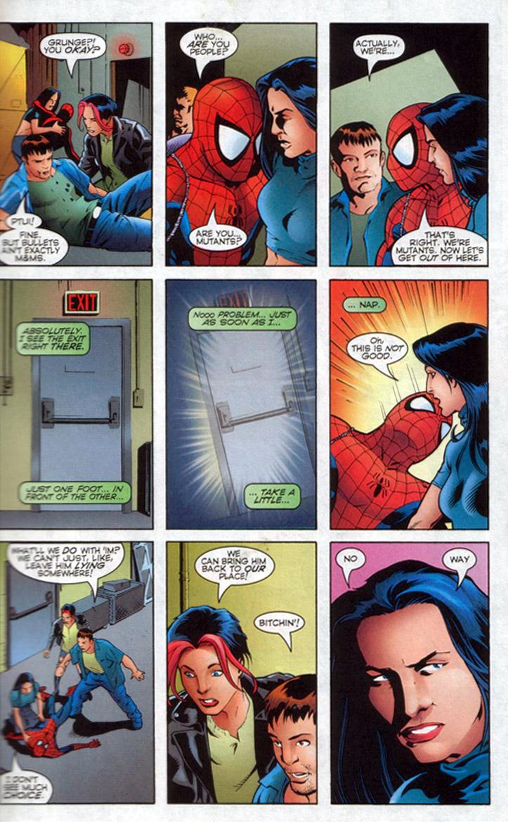 Read online Spider-Man/Gen13 comic -  Issue # Full - 18