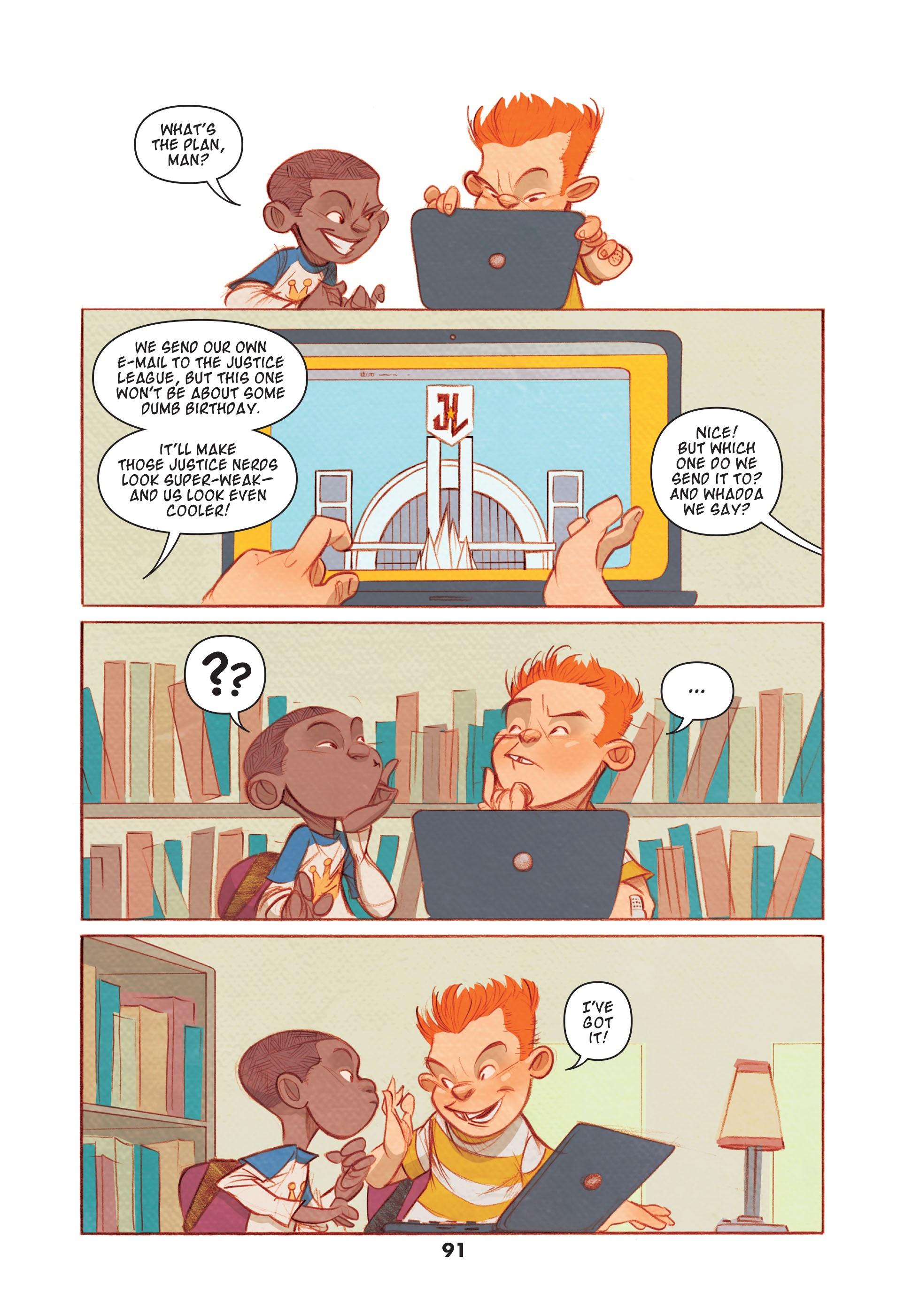 Dear Justice League #TPB_(Part_1) #2 - English 80