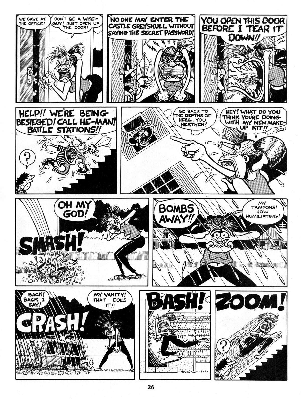 Read online Neat Stuff comic -  Issue #1 - 28