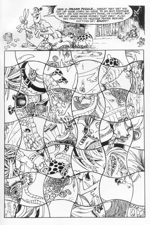 Read online Sergio Aragonés Groo the Wanderer comic -  Issue #103 - 33