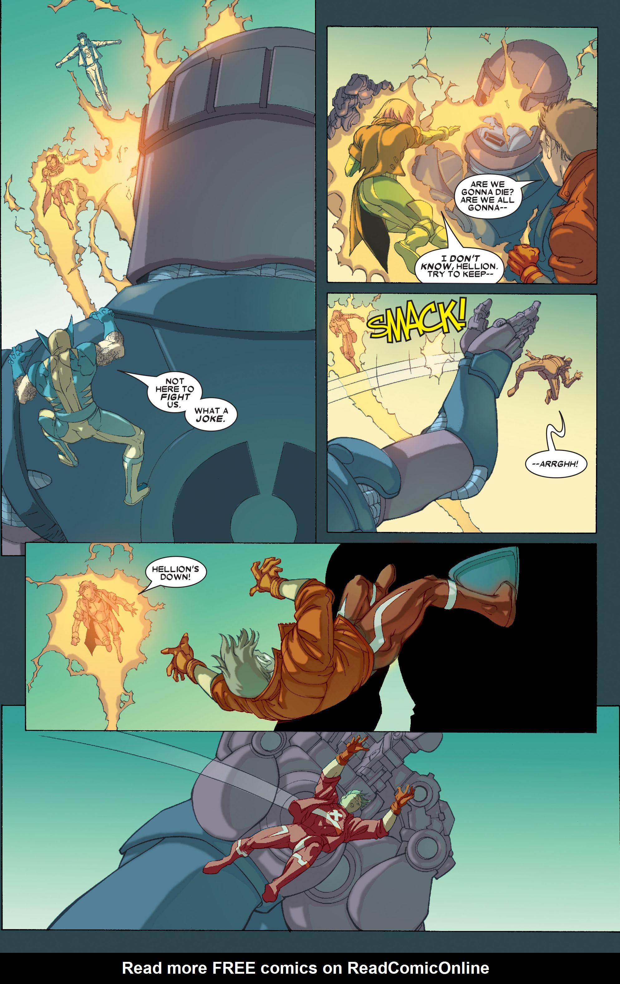 X-Men (1991) 177 Page 10