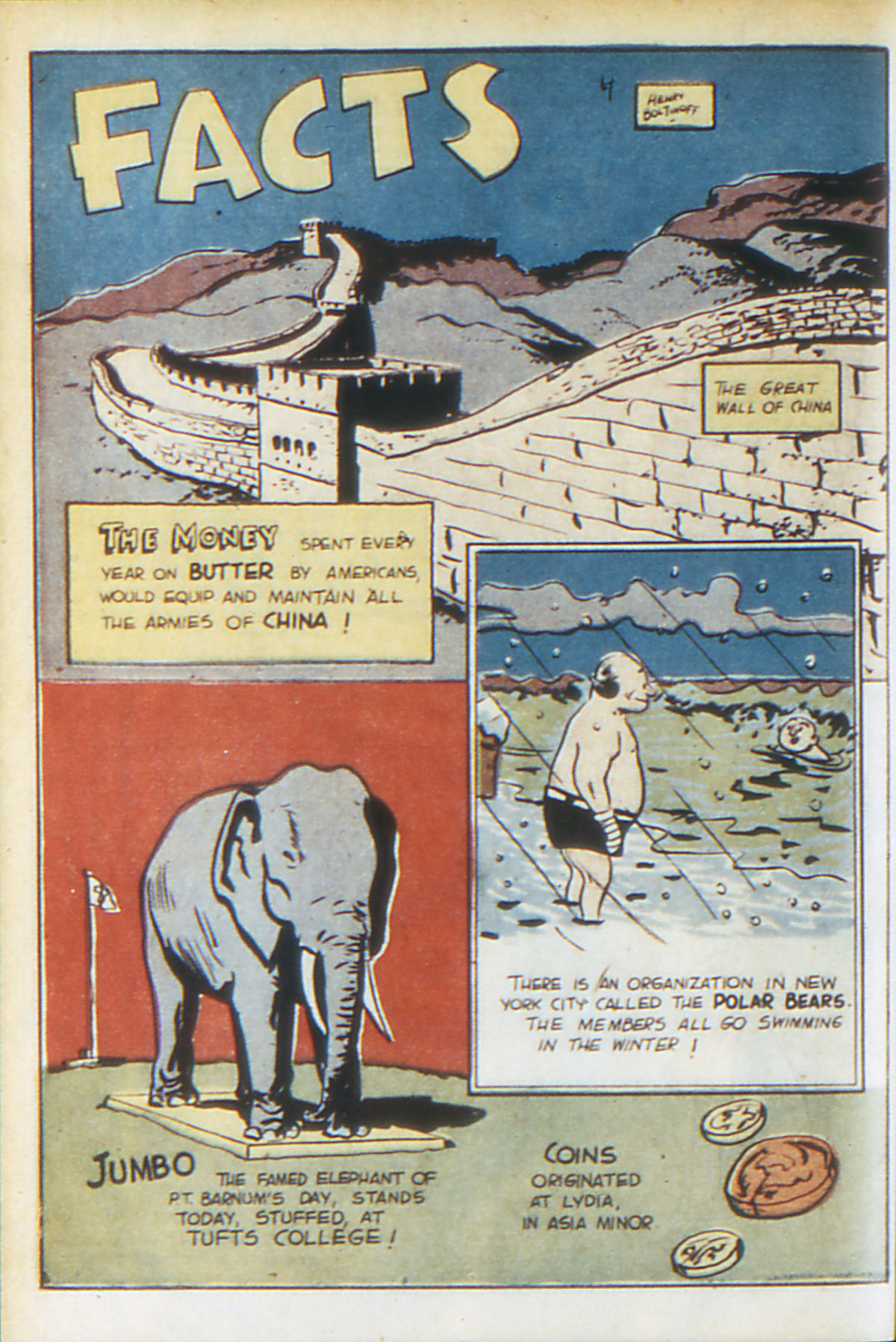 Read online Adventure Comics (1938) comic -  Issue #64 - 57