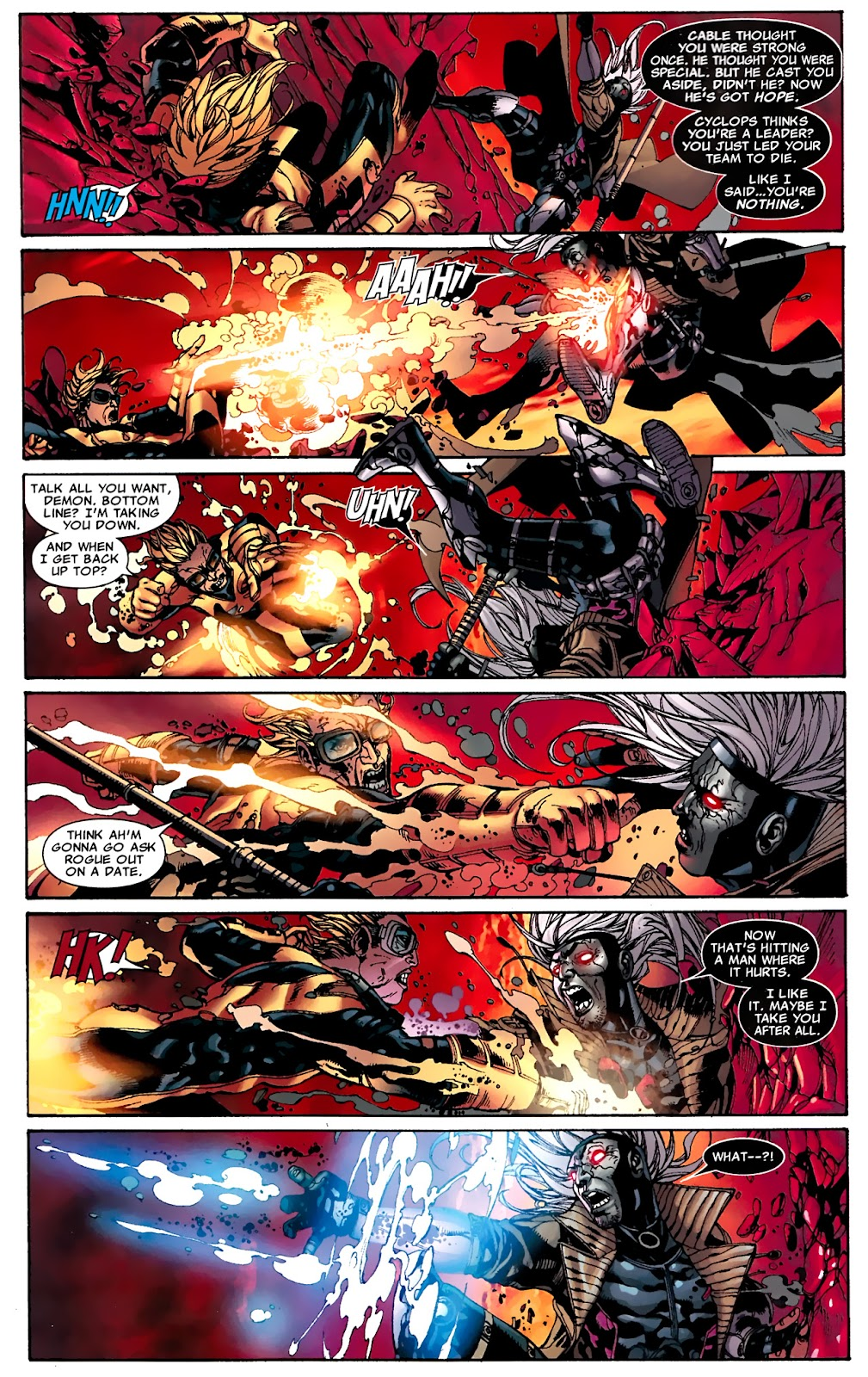 Read online X-Men: Second Coming Revelations comic -  Issue # TPB (Part 2) - 45