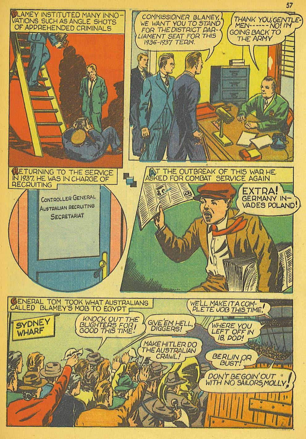 Read online Super-Magician Comics comic -  Issue #19 - 49
