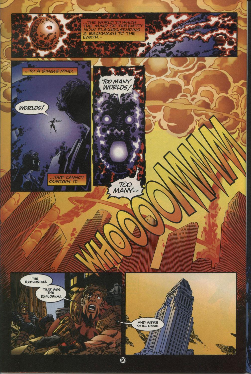 Read online Break-Thru comic -  Issue #2 - 31