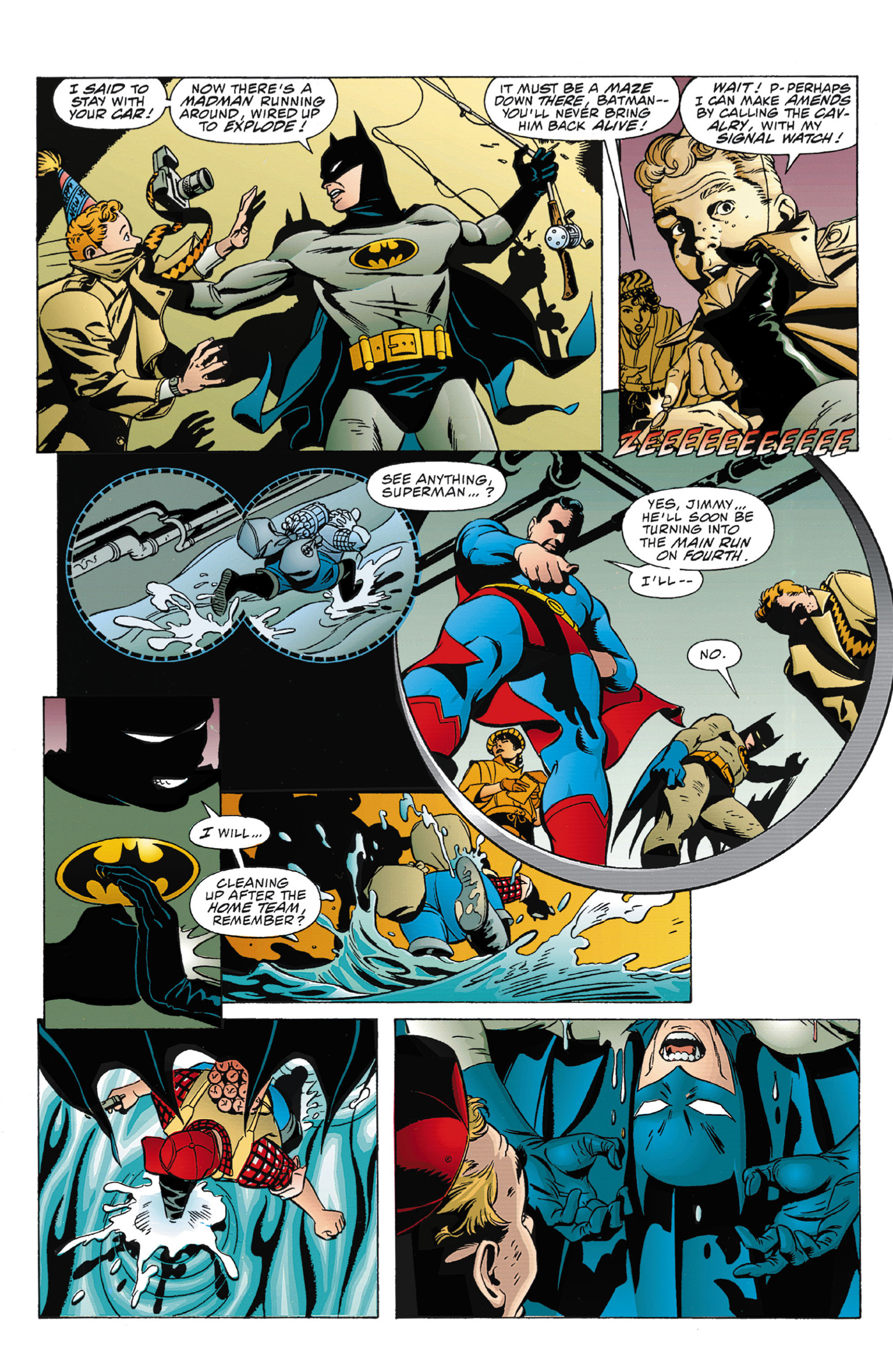 Read online World's Finest (1990) comic -  Issue #3 - 29
