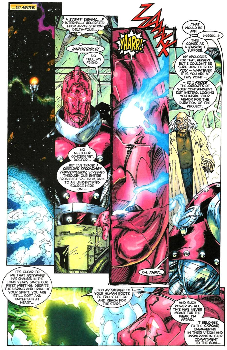 X-Men (1991) 99 Page 21