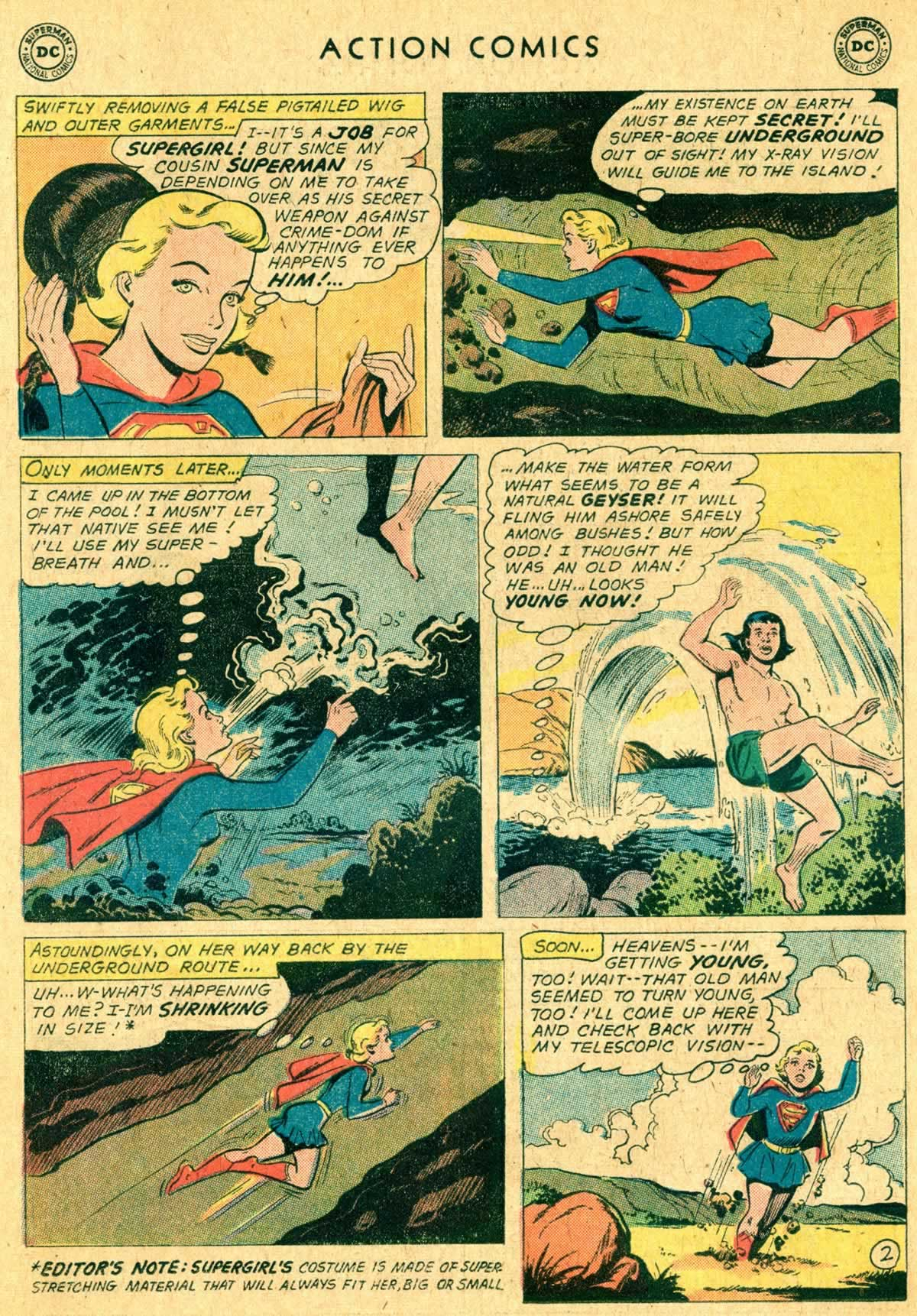 Action Comics (1938) 260 Page 14