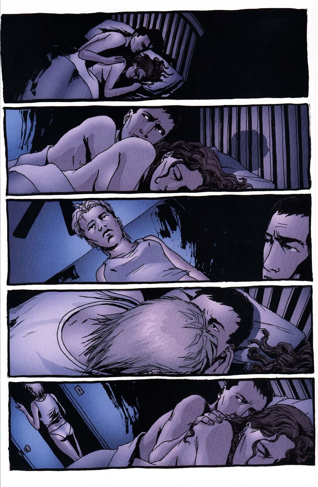 Read online Vampire the Masquerade comic -  Issue # Ventrue - 30
