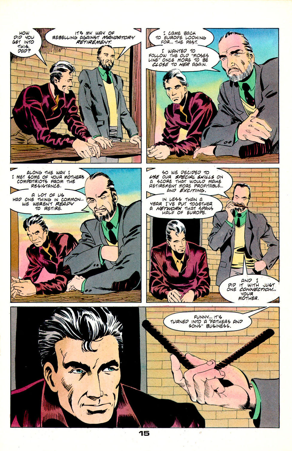 Jon Sable, Freelance issue 56 - Page 16