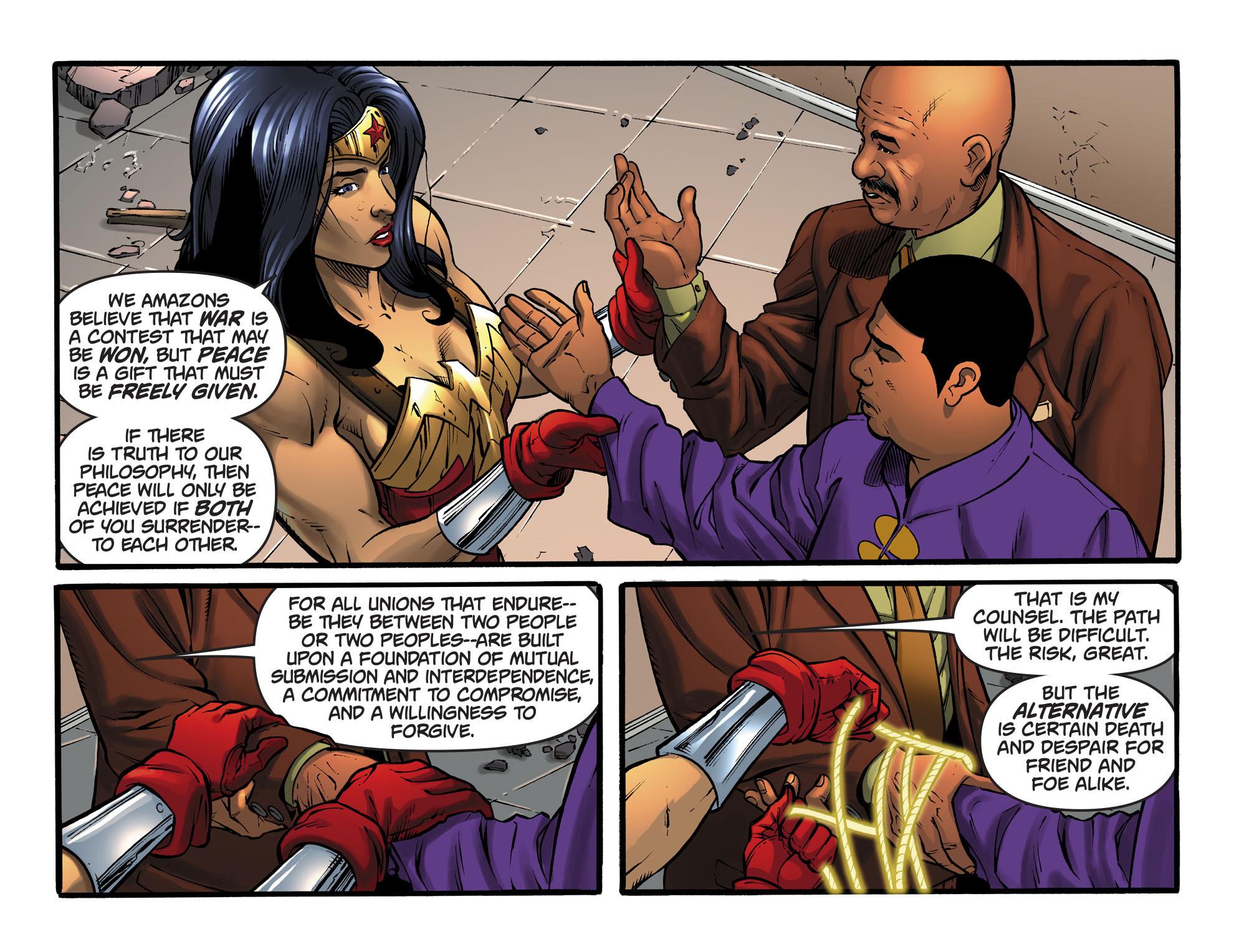 Read online Sensation Comics Featuring Wonder Woman comic -  Issue #35 - 21