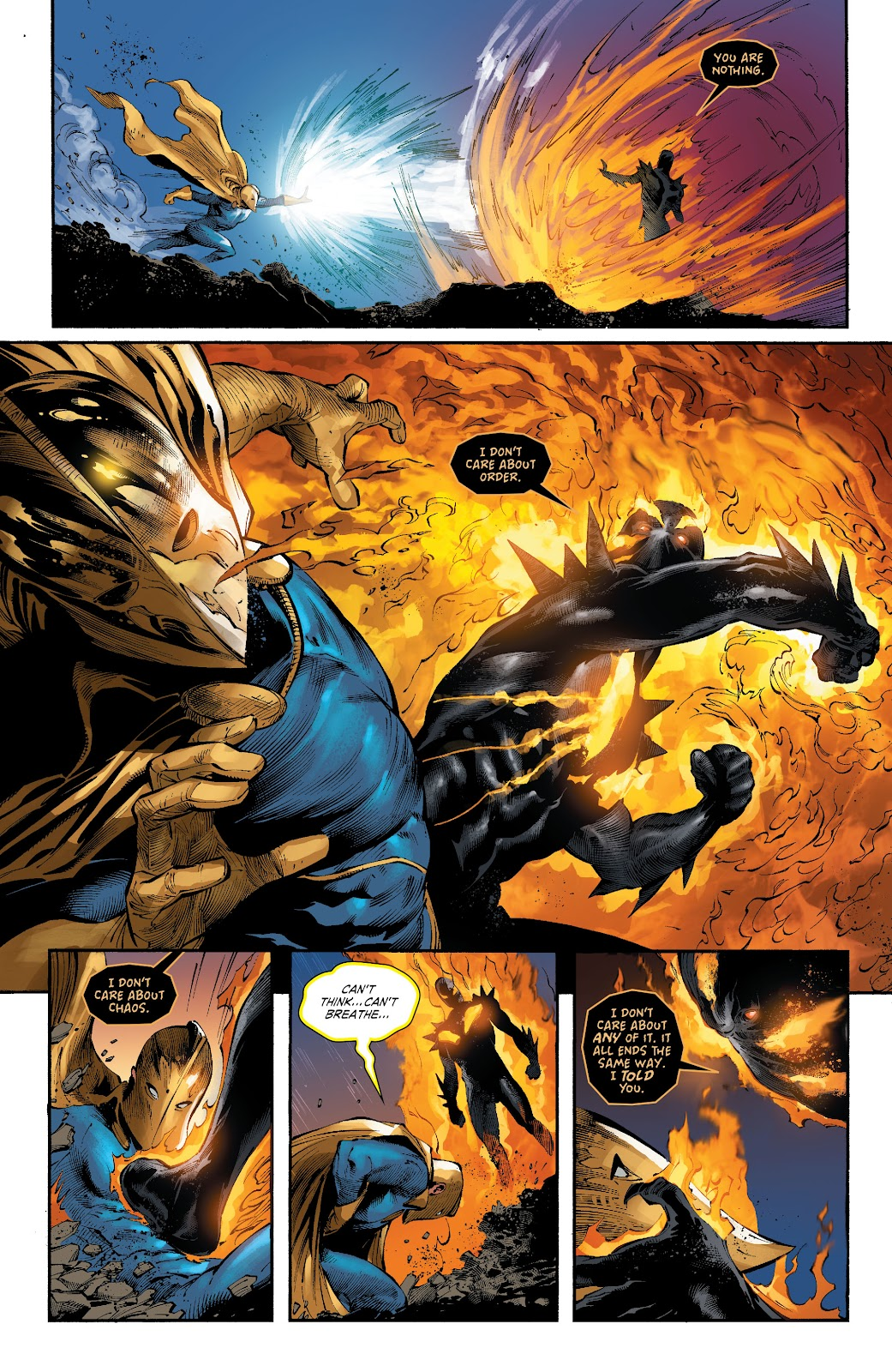Read online The Curse of Brimstone: Ashes comic -  Issue # TPB (Part 1) - 95