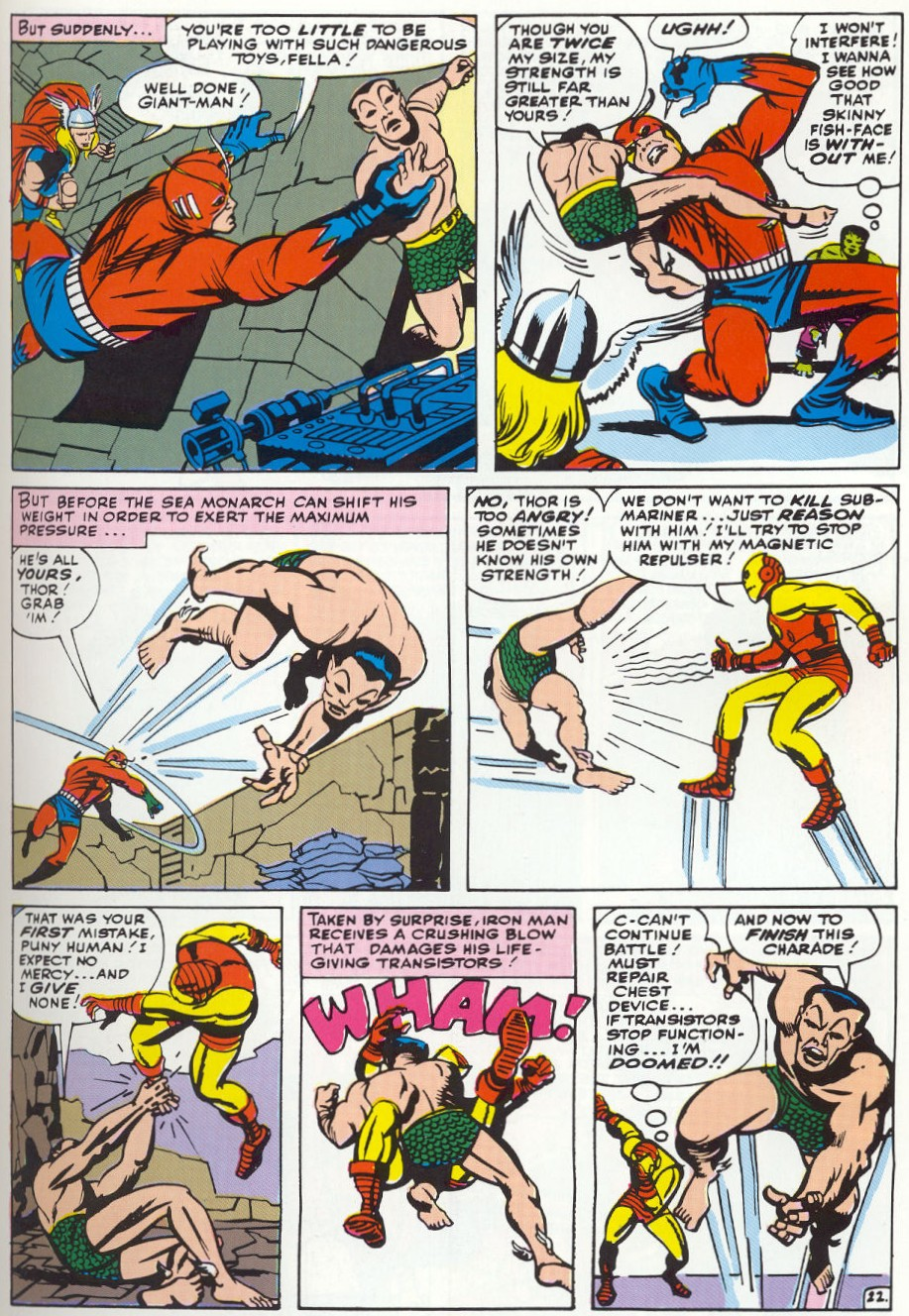 The Avengers (1963) 3 Page 22