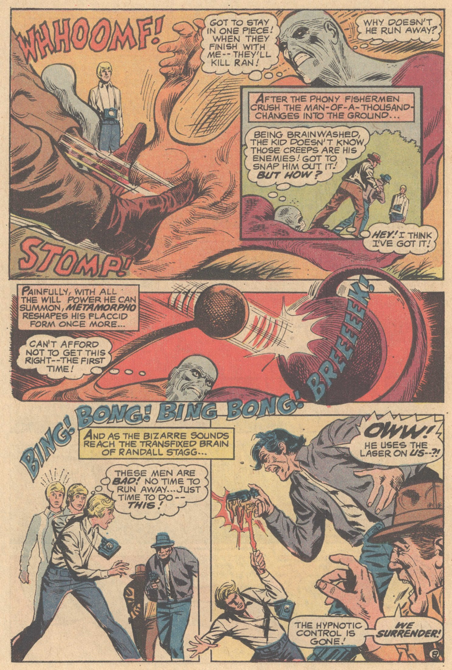 Read online Action Comics (1938) comic -  Issue #417 - 29