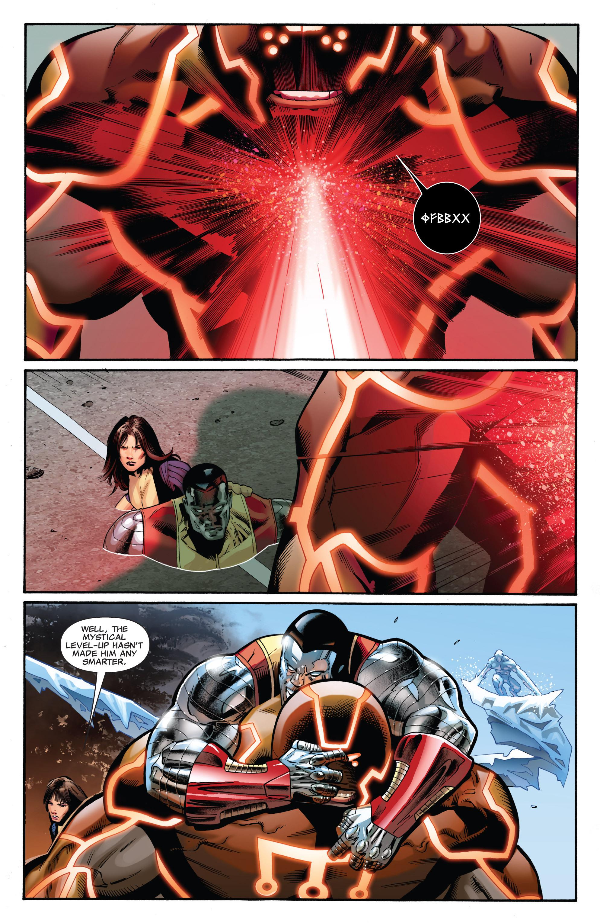Read online Uncanny X-Men (1963) comic -  Issue #541 - 9