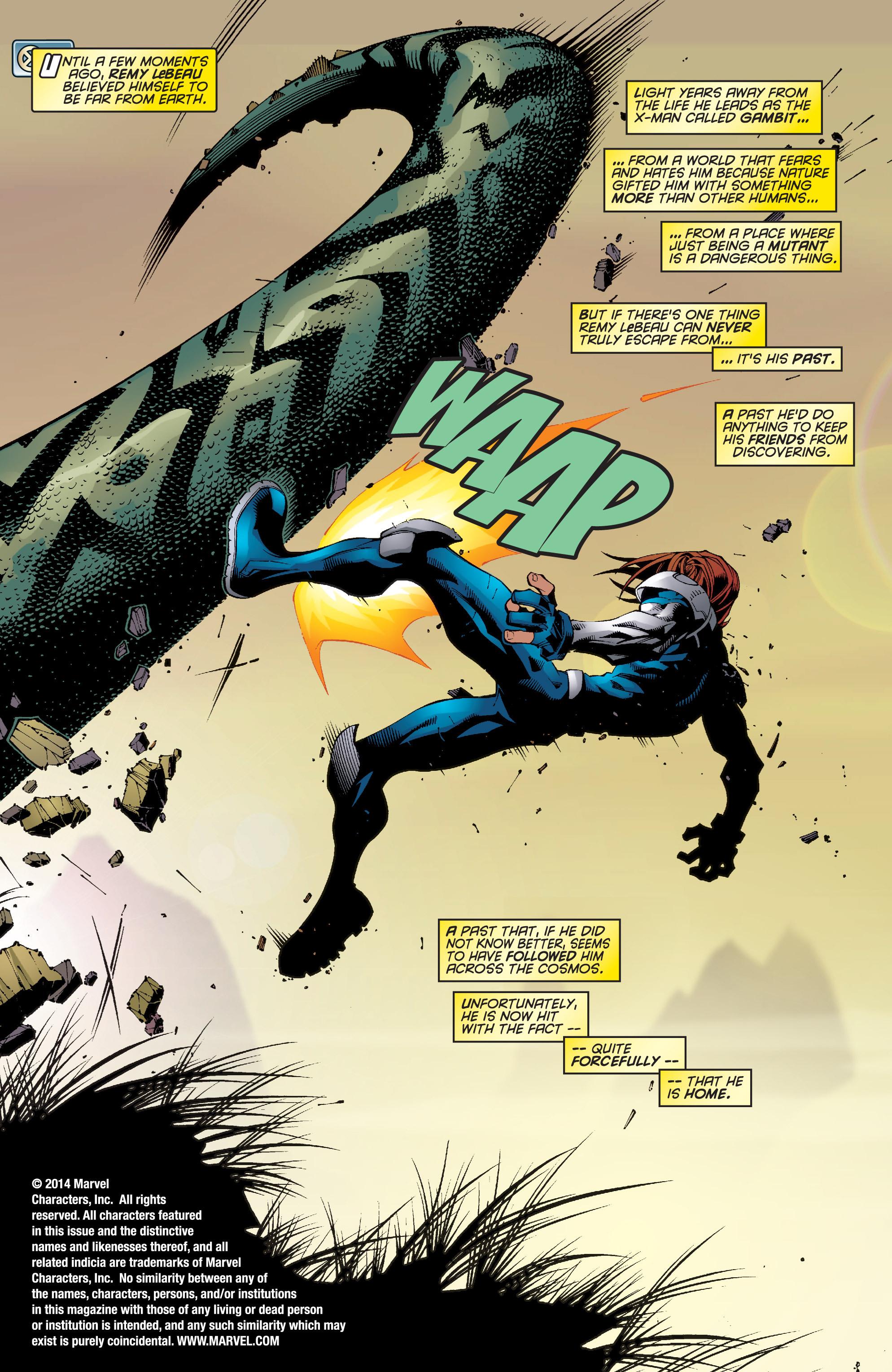 Read online Uncanny X-Men (1963) comic -  Issue #347 - 2