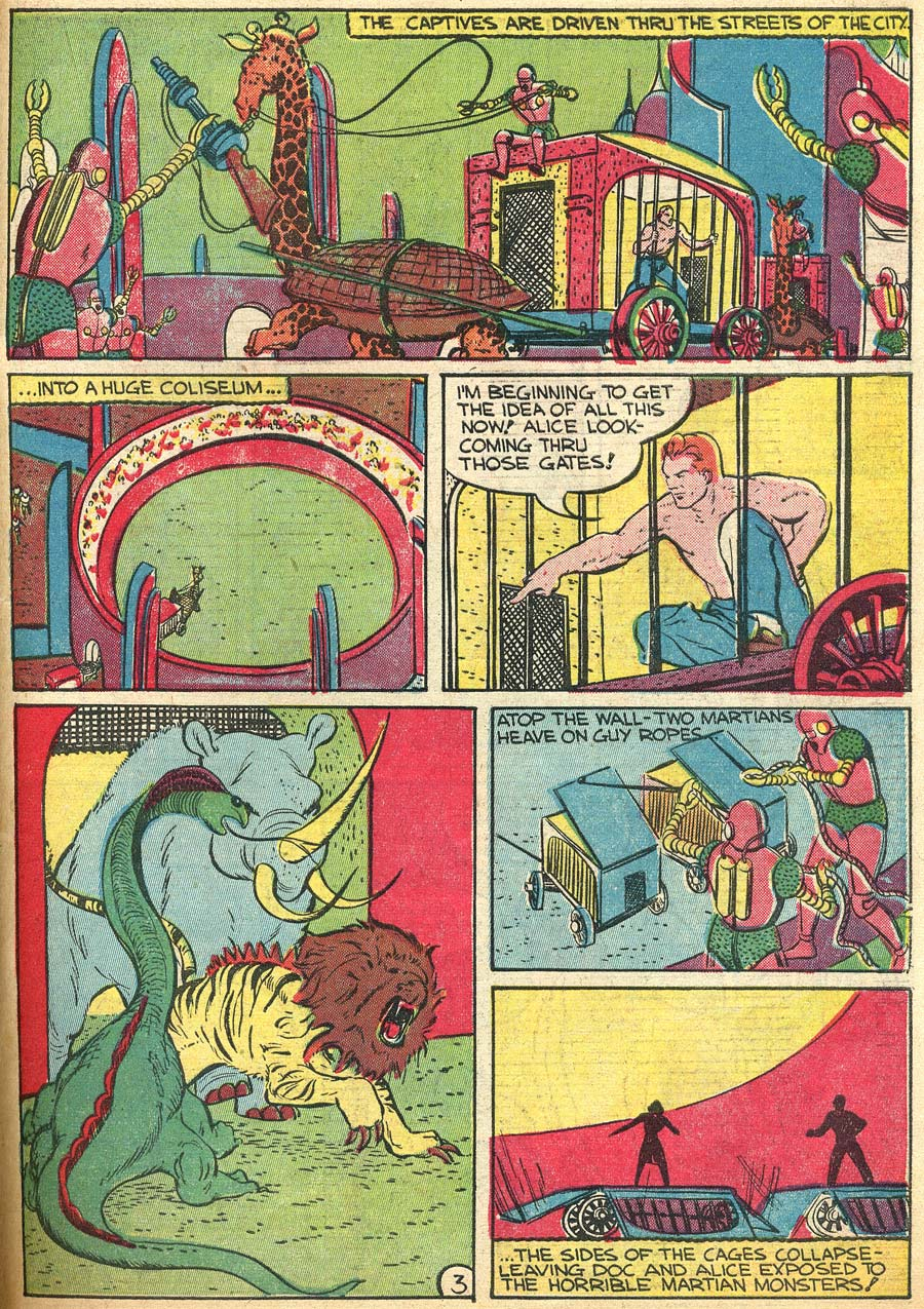 Blue Ribbon Comics (1939) issue 9 - Page 51