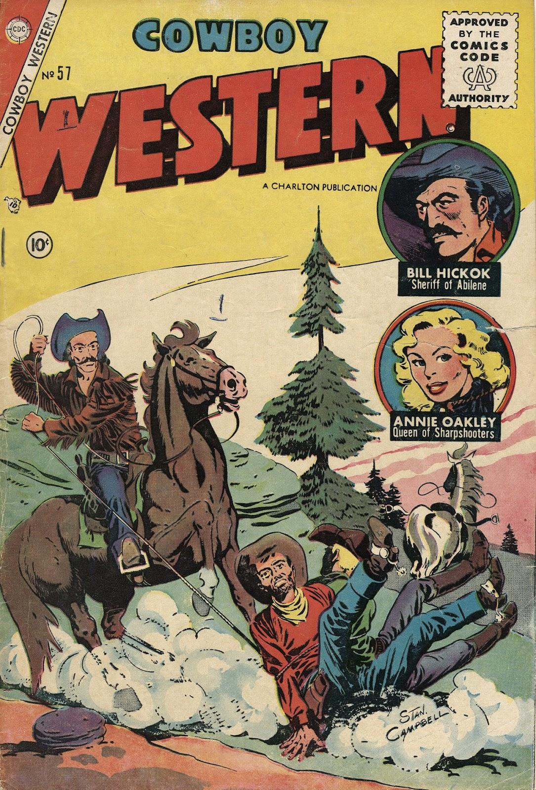 Cowboy Western 57 Page 1