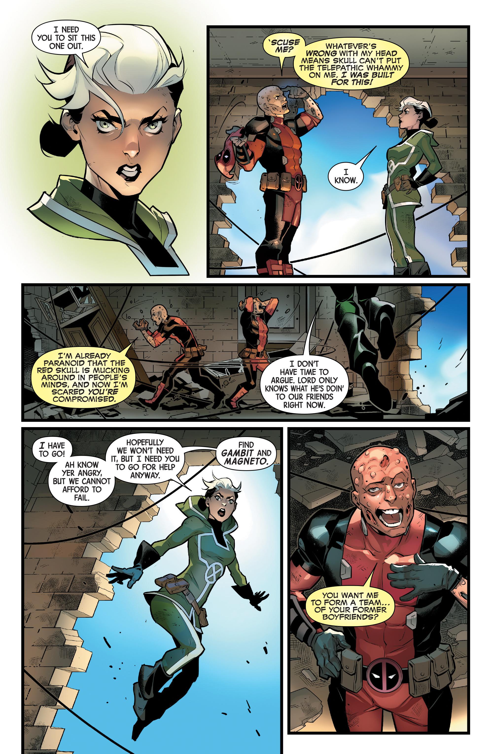 Read online Uncanny Avengers [II] comic -  Issue #18 - 17