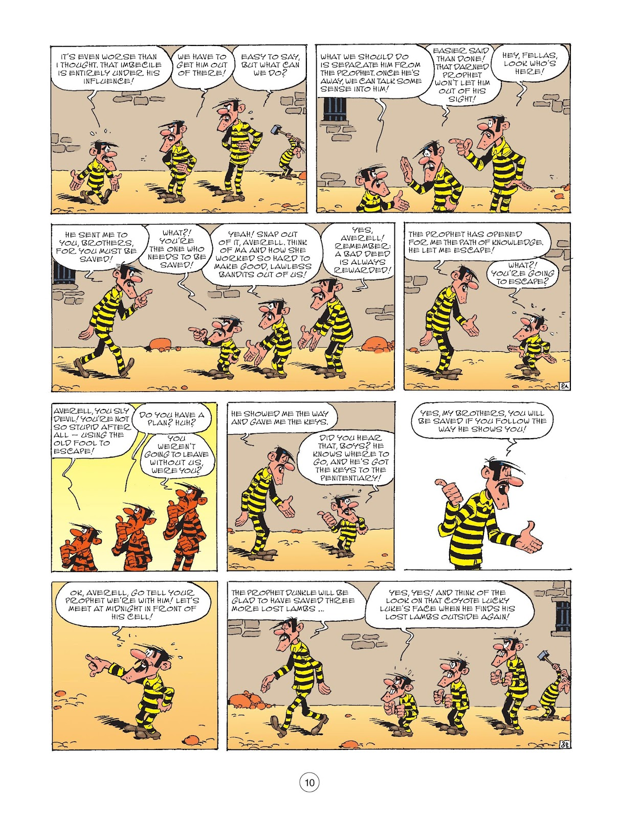 A Lucky Luke Adventure issue 73 - Page 12