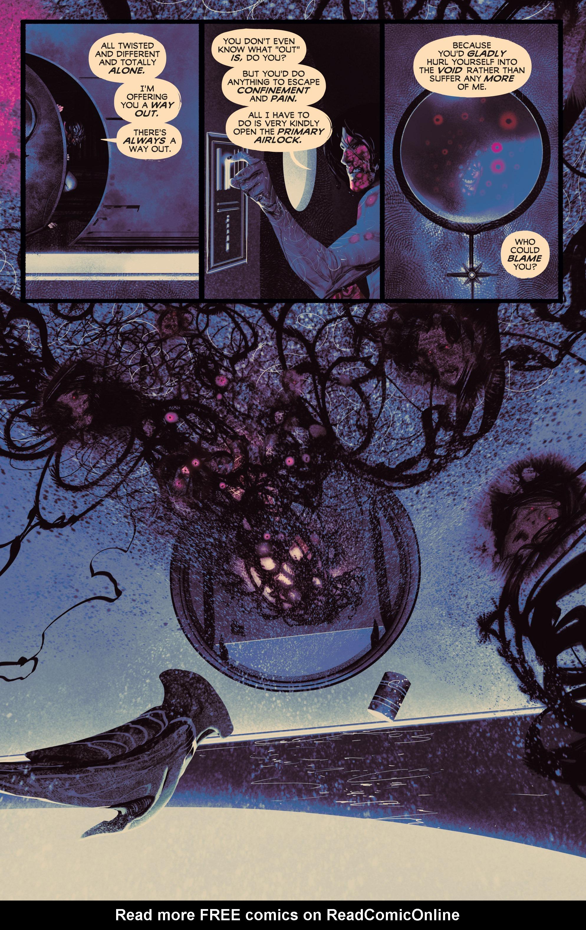 Read online Annihilator comic -  Issue #5 - 27