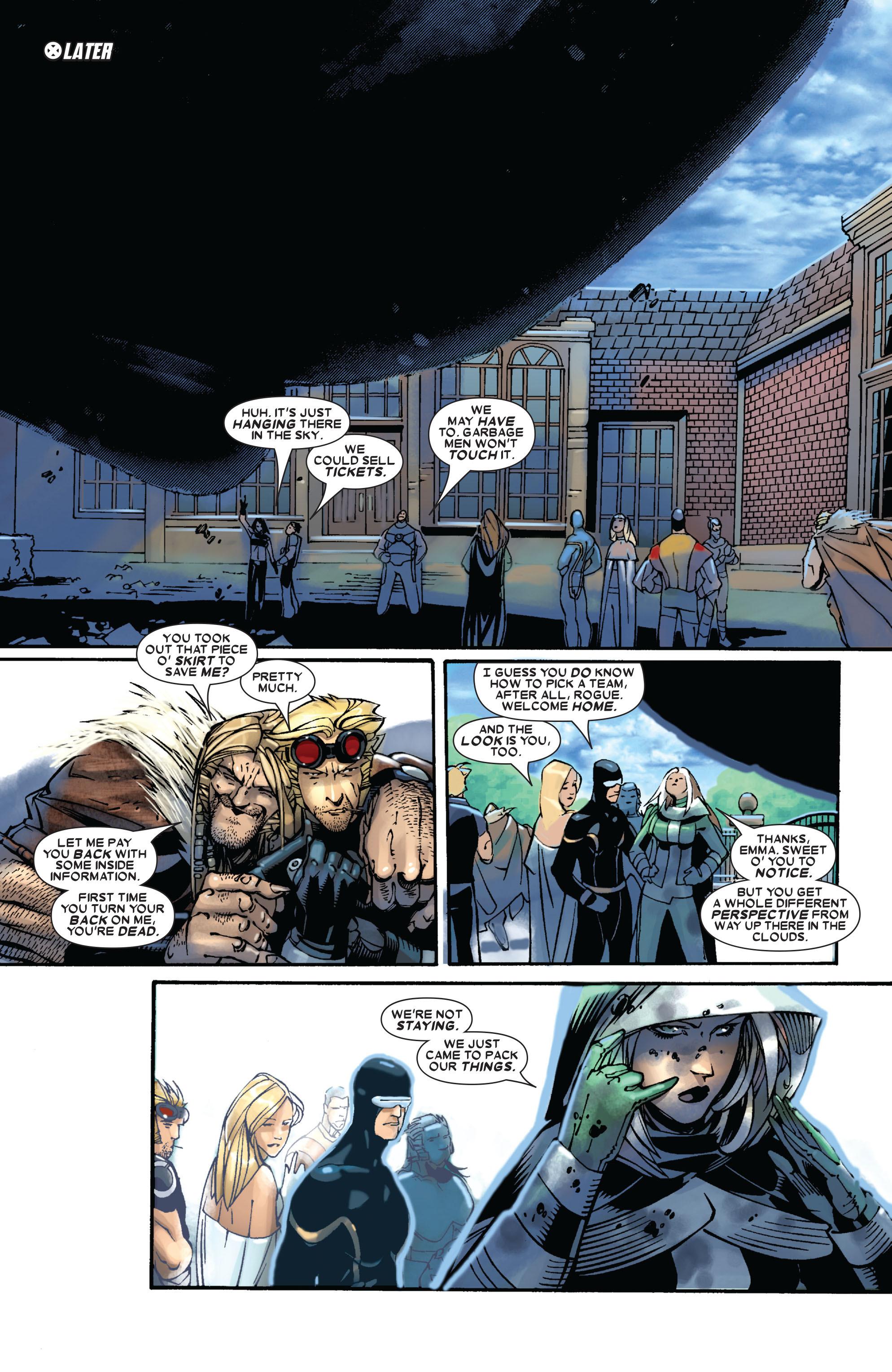 X-Men (1991) 193 Page 19
