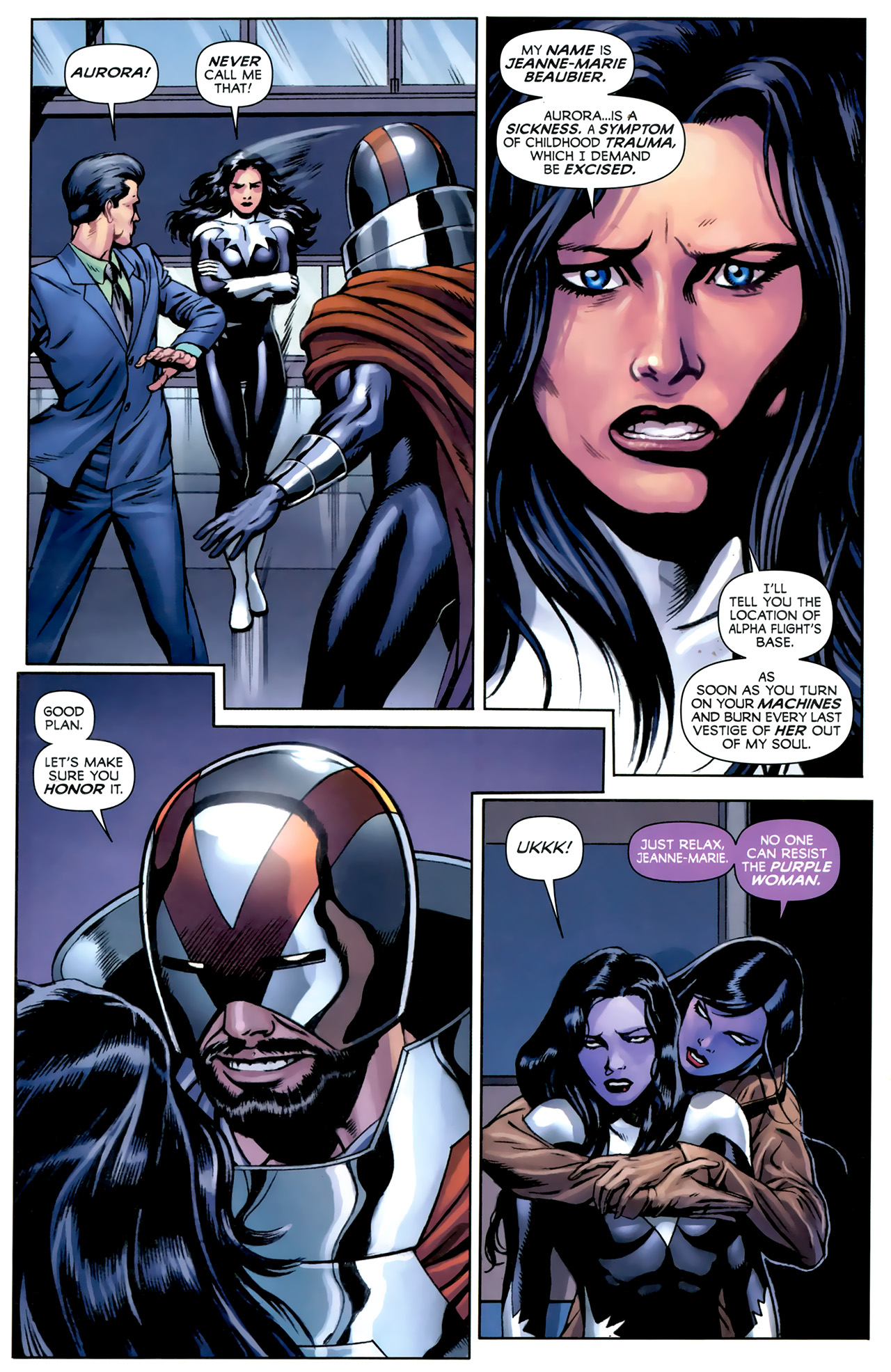 Read online Alpha Flight (2011) comic -  Issue #5 - 21