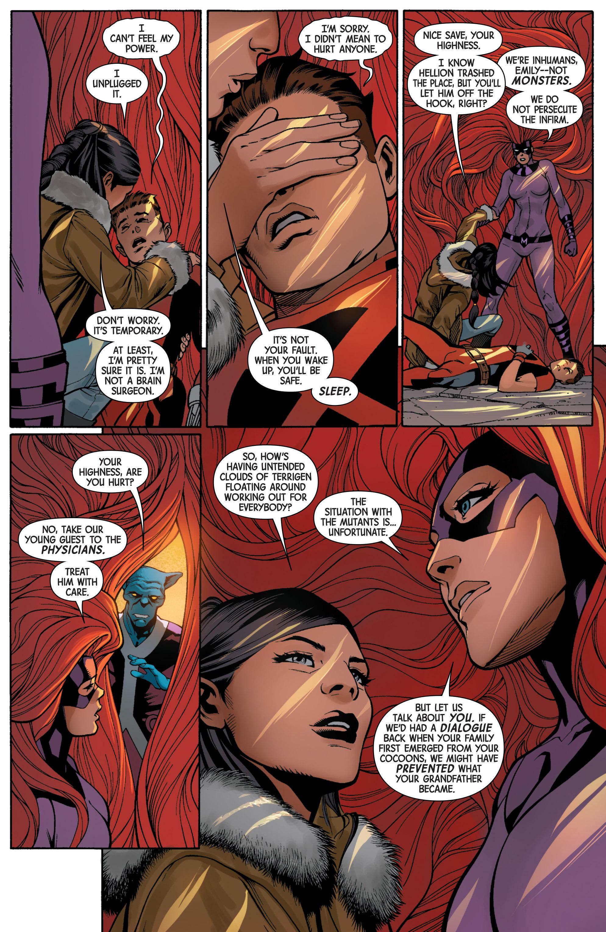 Read online Uncanny Avengers [II] comic -  Issue #6 - 14