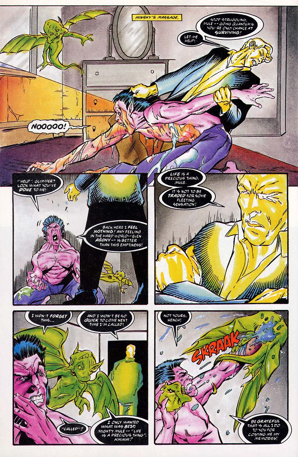 Read online Charlemagne comic -  Issue #3 - 21
