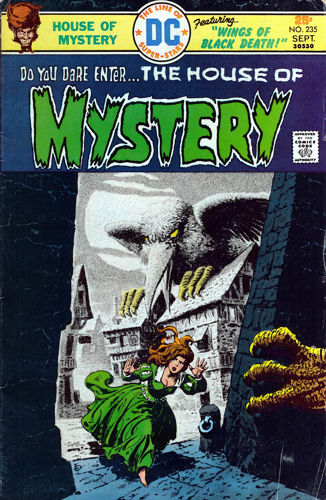 House of Mystery (1951) issue 235 - Page 1