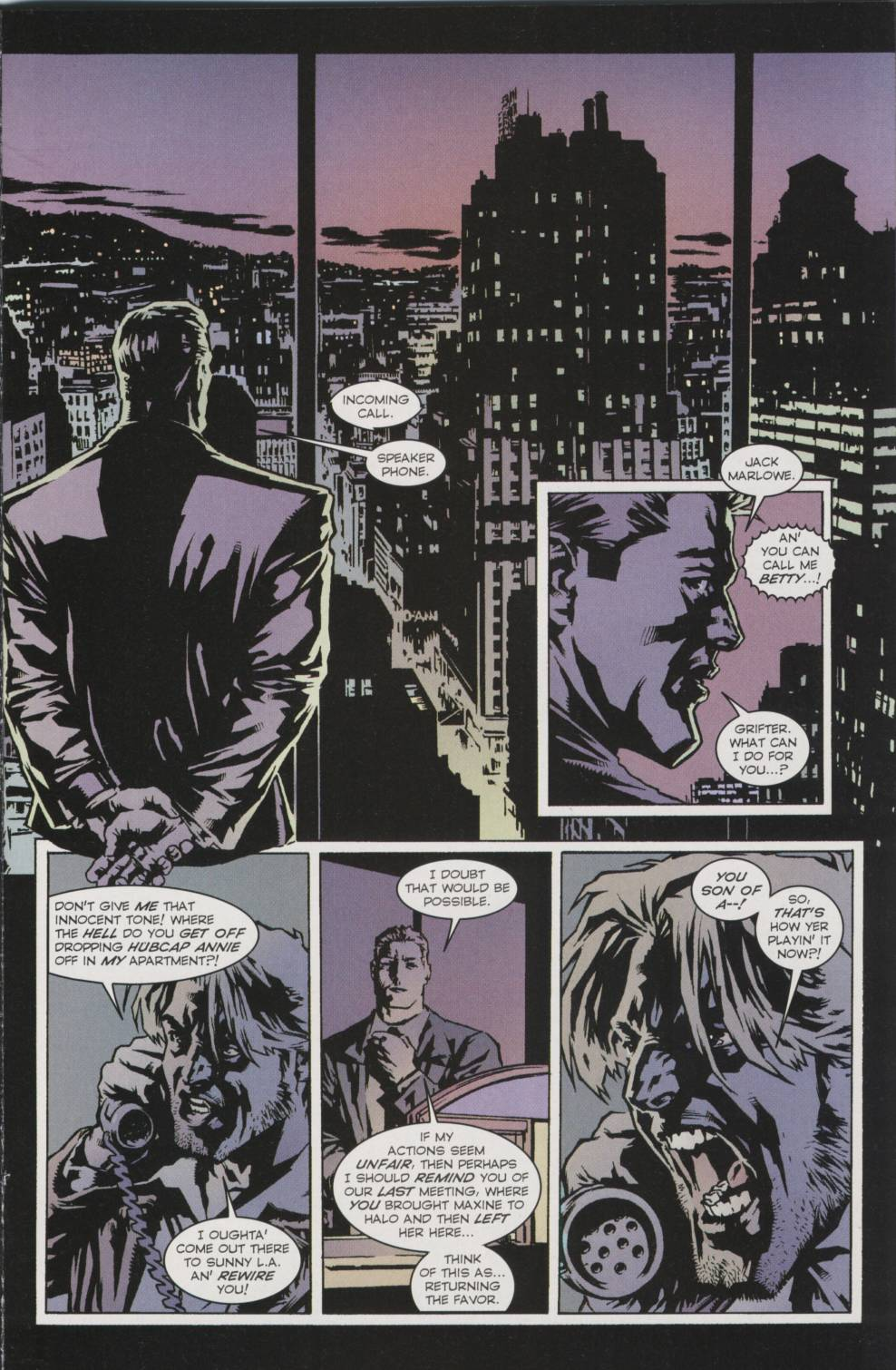 Wildcats (1999) _Annual 2000 #1 - English 17