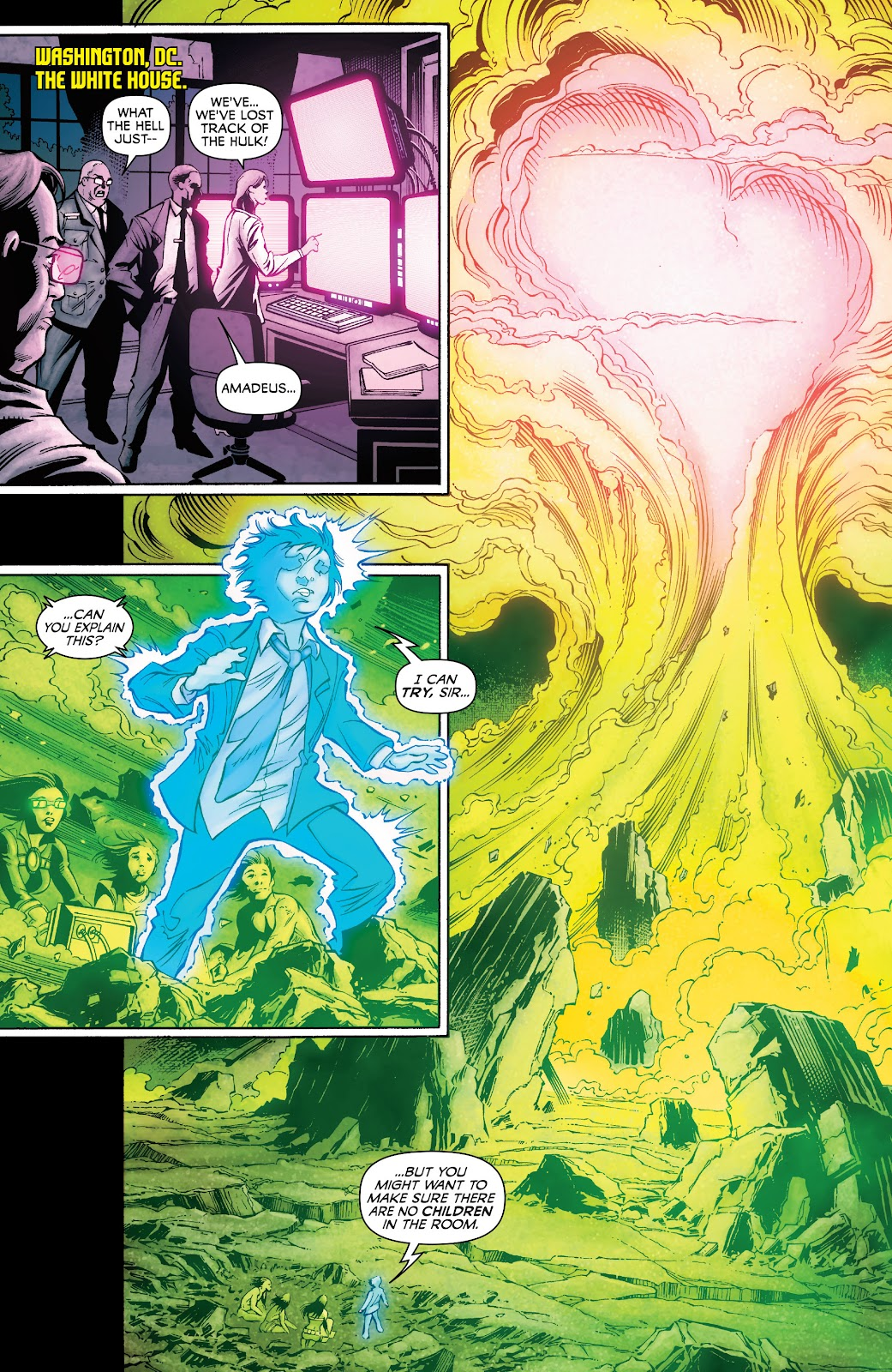 Read online Incredible Hulks (2010) comic -  Issue # _TPB Heart of the Monster - 74