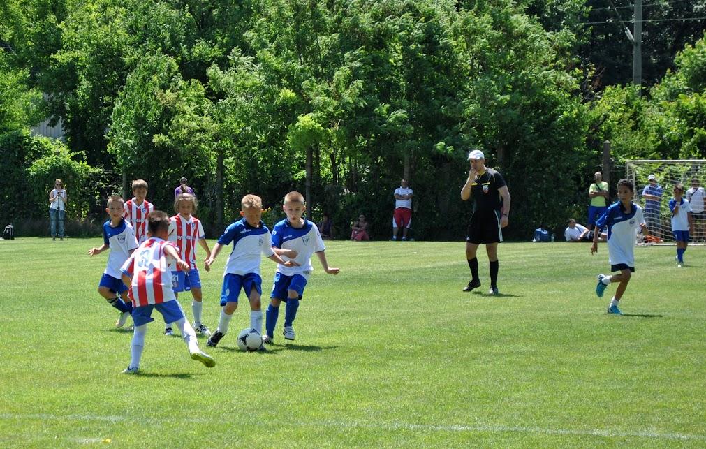 Атлетико Мадрид Букурещ - Спартак Варна 5-0