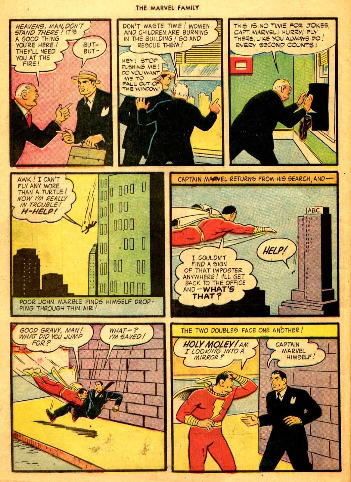 The Marvel Family issue 9 - Page 44