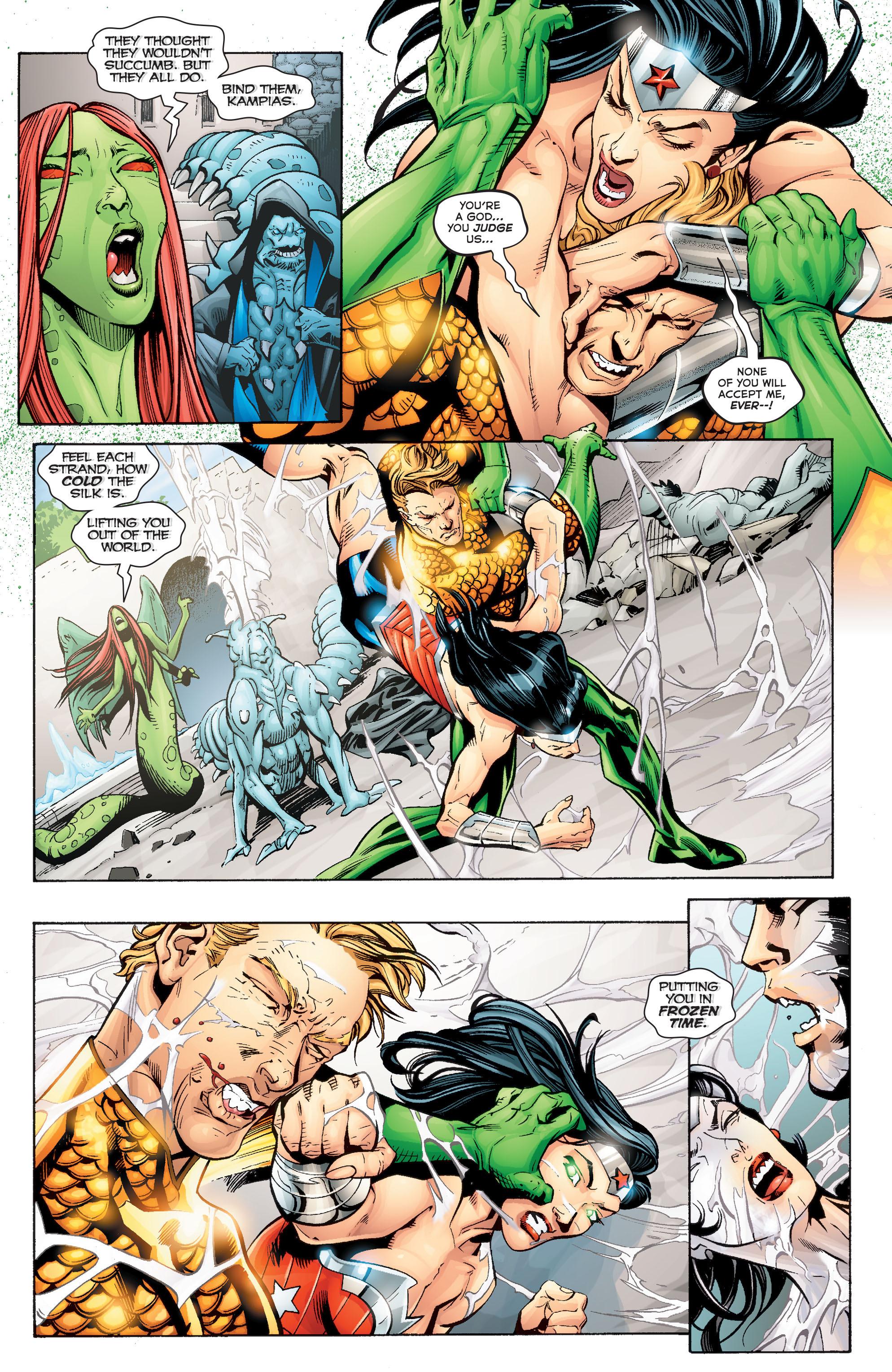 Read online Aquaman (2011) comic -  Issue #Aquaman (2011) _Annual 2 - 20