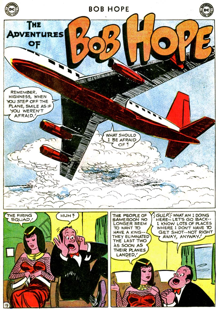 The Adventures of Bob Hope issue 71 - Page 25