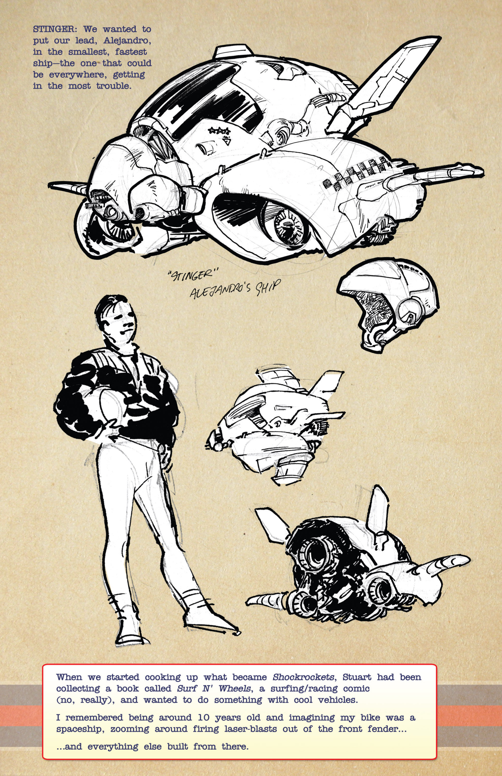 Read online Shockrockets comic -  Issue # TPB - 151