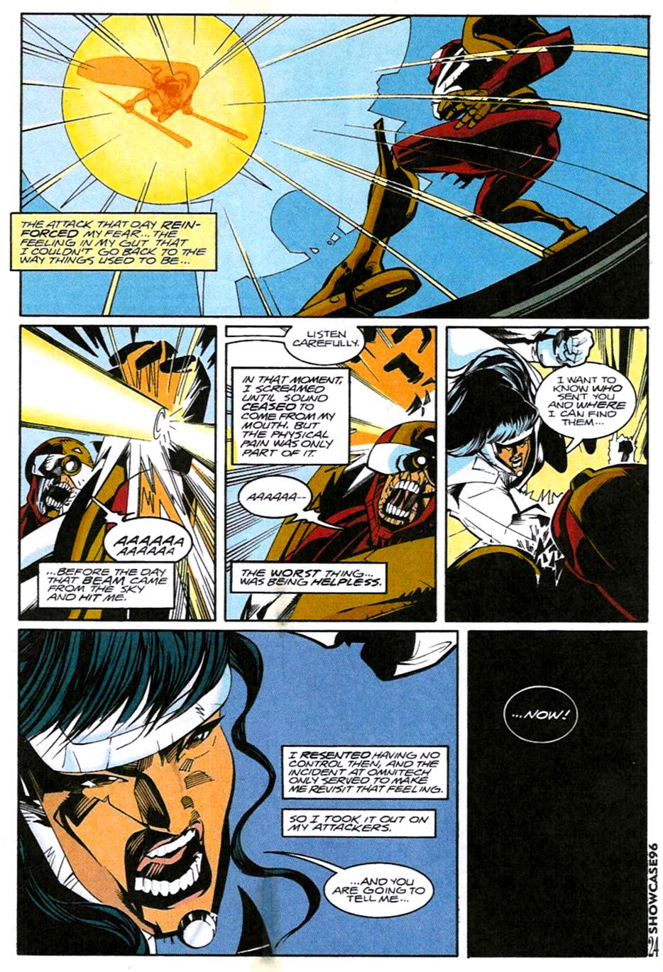 Read online Showcase '96 comic -  Issue #9 - 25
