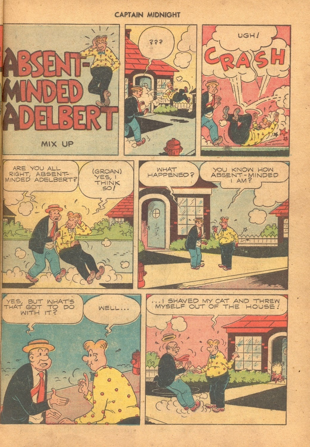 Captain Midnight (1942) issue 61 - Page 15