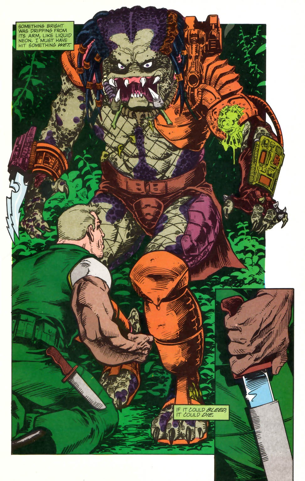 Predator (1989) issue 2 - Page 21