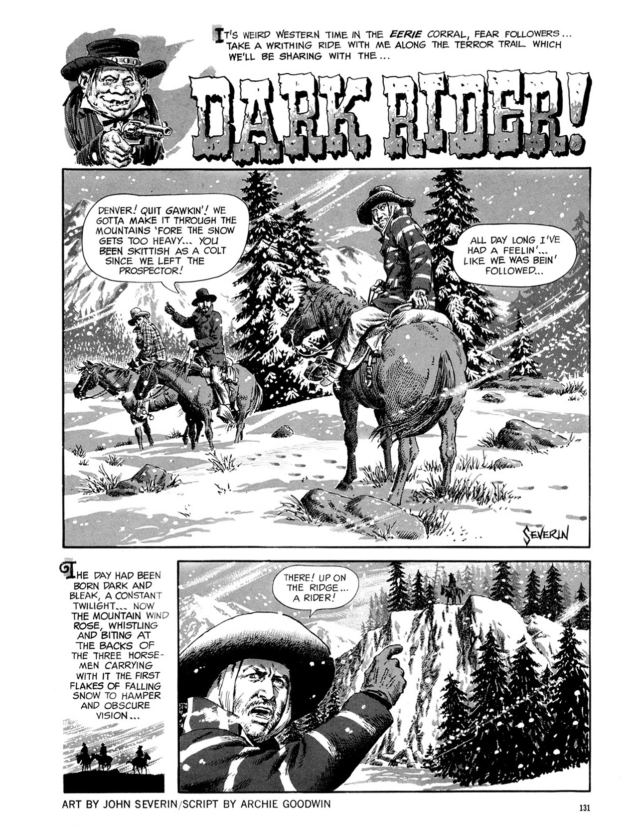 Read online Eerie Archives comic -  Issue # TPB 2 - 132