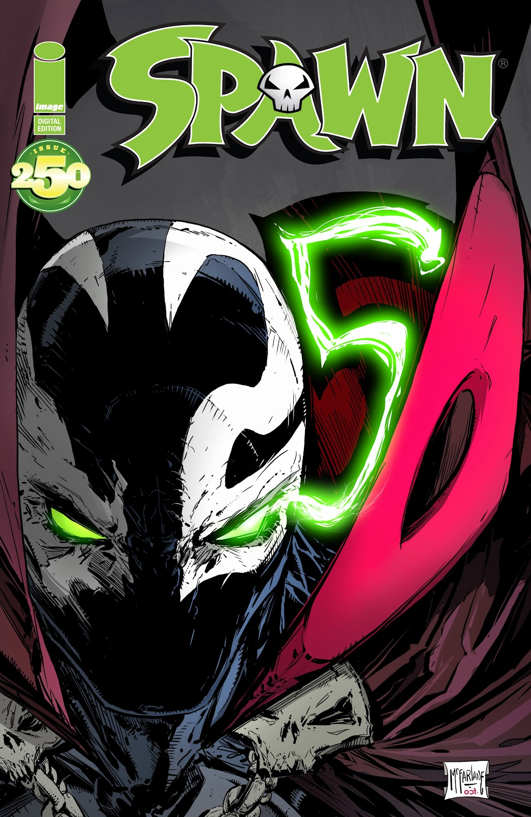 Spawn 250 Page 1