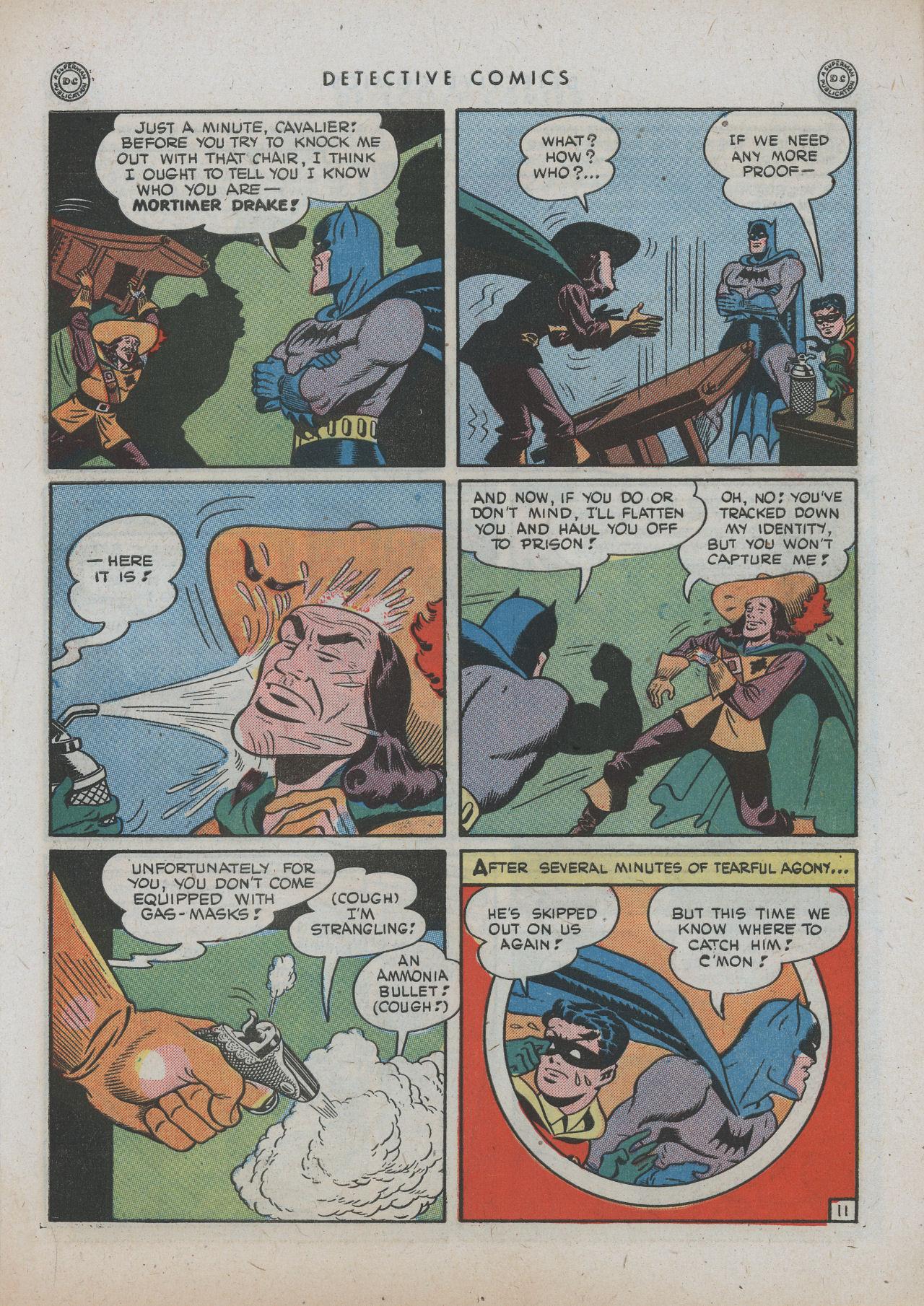 Read online Detective Comics (1937) comic -  Issue #89 - 13