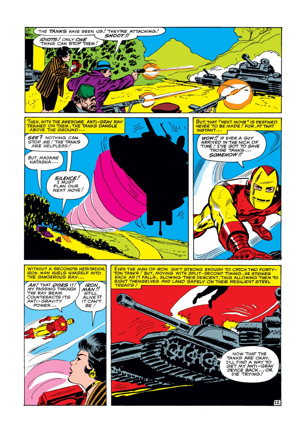 Tales of Suspense (1959) issue 53 - Page 13