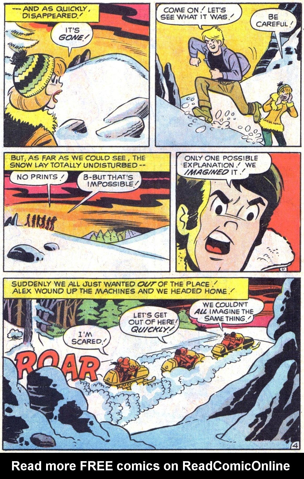 Read online She's Josie comic -  Issue #62 - 6