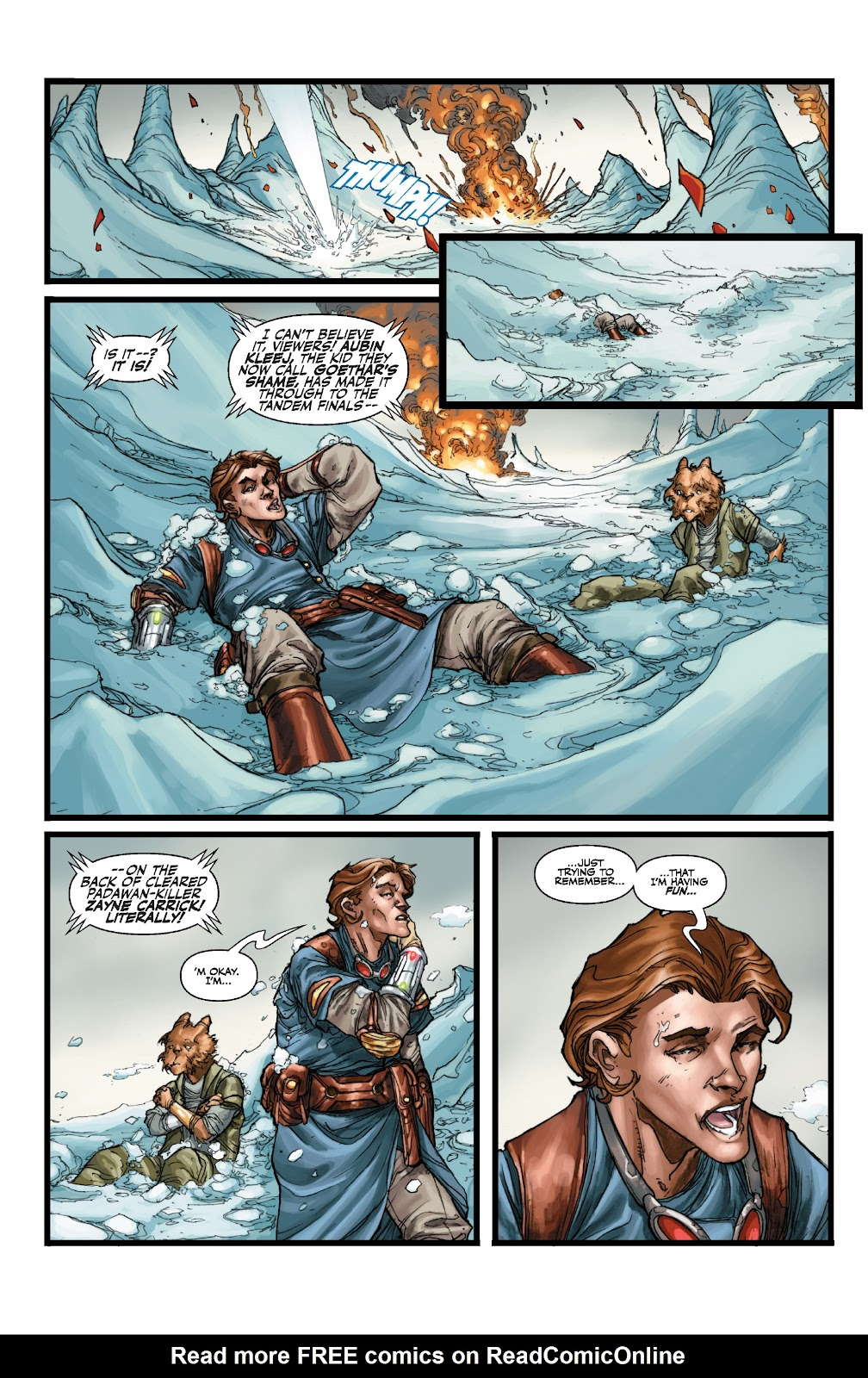 Read online Star Wars Legends: The Old Republic - Epic Collection comic -  Issue # TPB 3 (Part 1) - 57
