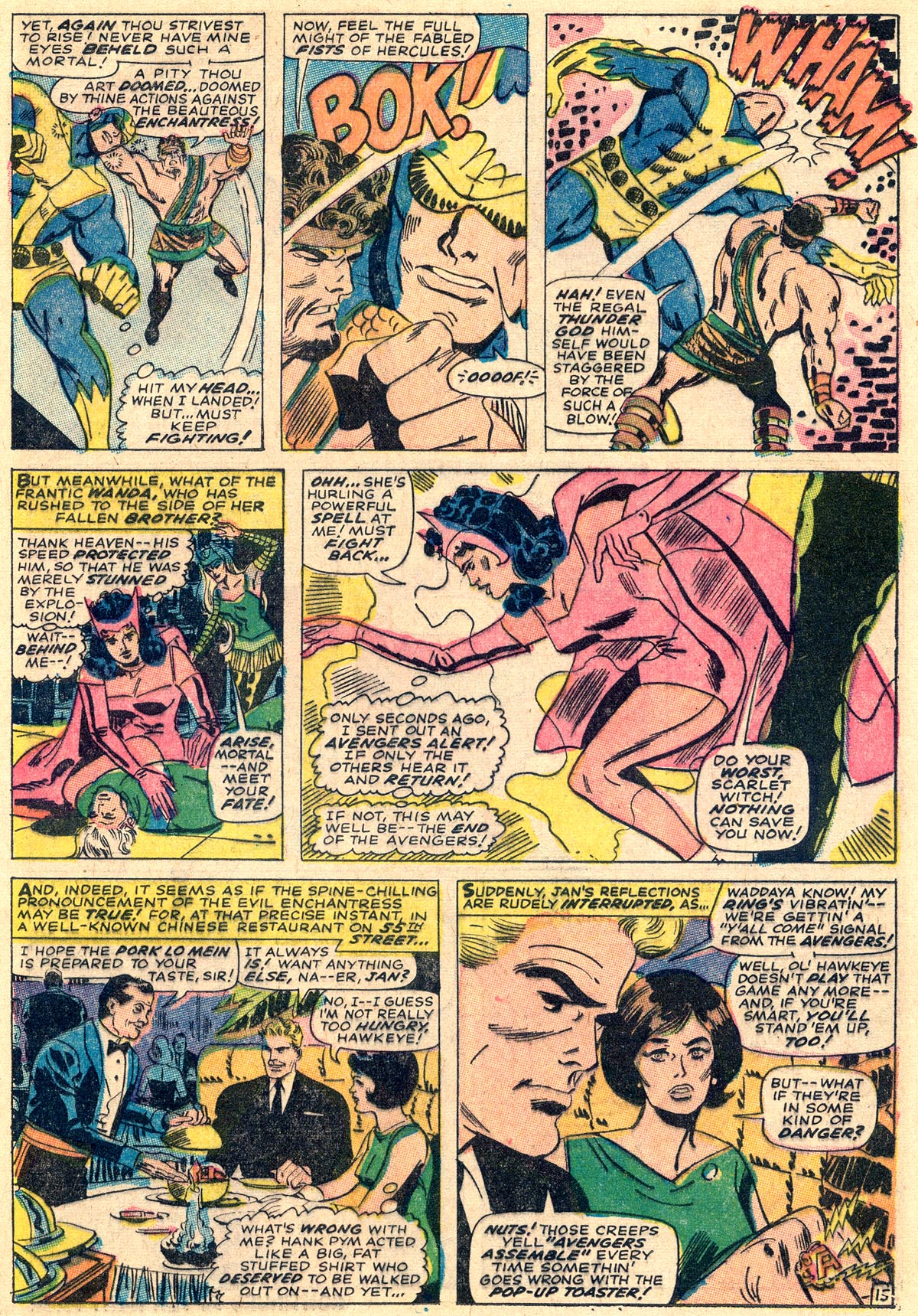 The Avengers (1963) 38 Page 20